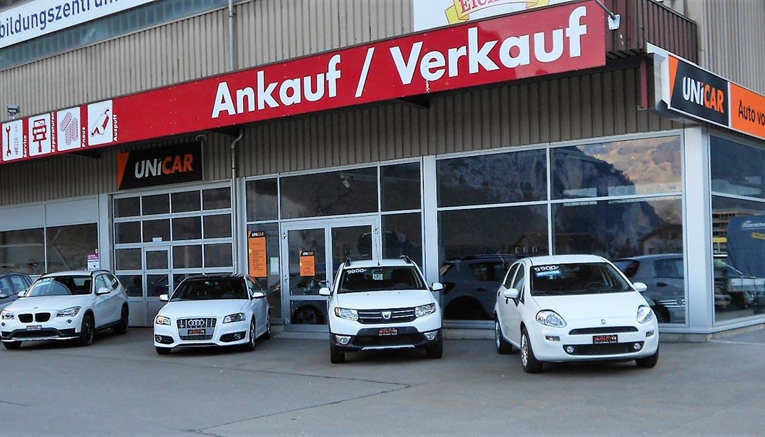 Auto von Holzen | Ankauf / Verkauf / Reparaturen in Erstfeld